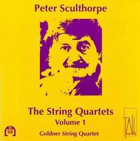 Sculthorpe: String Quartets, Vol. 1 - Goldner String Quartet