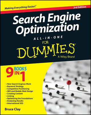 Search Engine Optimization All-In-One for Dummies - Clay, Bruce