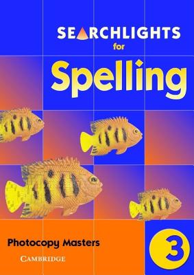 Searchlights for Spelling Year 3 Copymasters - Buckton, Chris, and Corbett, Pie