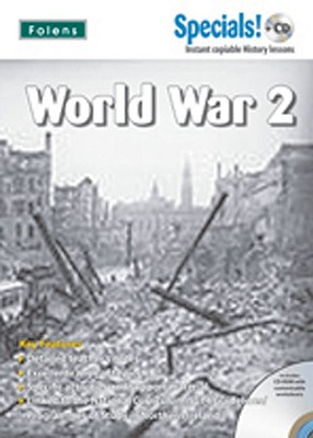 Secondary Specials! +CD: History - World War 2 - Merritt, Sue