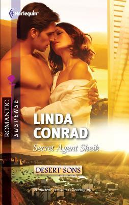 Secret Agent Sheik - Conrad, Linda