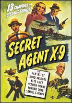 Secret Agent X-9 [Serial] [1945]
