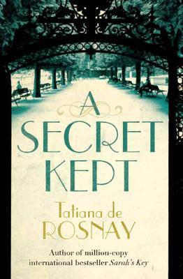 Secret Kept - De Rosnay, Tatiana