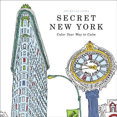 Secret New York: Color Your Way to Calm -
