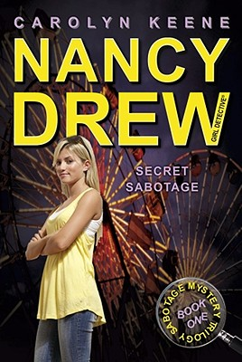 Secret Sabotage - Keene, Carolyn