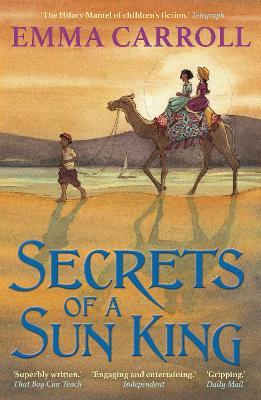 Secrets of a Sun King - Carroll, Emma