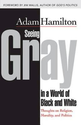 Seeing Gray in a World of Black and White: Thoughts on Religion, Morality, and Politics - Hamilton, Adam