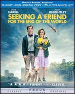Seeking a Friend for the End of the World [Includes Digital Copy] [UltraViolet] [Blu-ray/DVD]