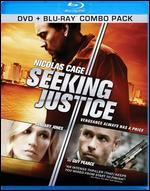 Seeking Justice [2 Discs] [Blu-ray/DVD]
