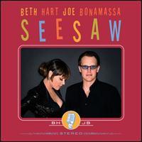 Seesaw [Deluxe CD/DVD] - Beth Hart/Joe Bonamassa