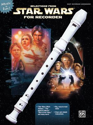 Selections from Star Wars for Recorder: Book Only - Williams, John (Composer)