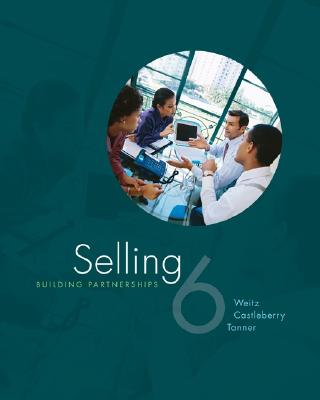 Selling: Building Partnerships W/ ACT! Express CD - Weitz, Barton A, Professor, and Castleberry, Stephen B, Mrs., and Tanner, John F
