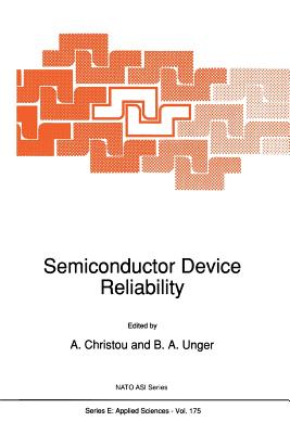 Semiconductor Device Reliability - Christou, Aris (Editor)