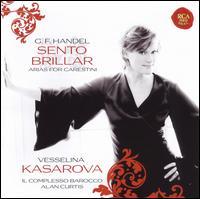 Sento Brillar - Il Complesso Barocco; Vesselina Kasarova (mezzo-soprano); Alan Curtis (conductor)