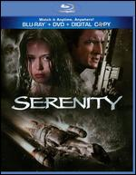 Serenity [2 Discs] [With Tech Support for Dummies Trial] [Blu-ray/DVD] - Joss Whedon