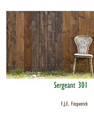 Sergeant 301 - Fitzpatrick, F J E