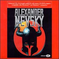 Sergei Prokofiev: Alexander Nevsky - Eugenia Gorochovskaya (mezzo-soprano); St. Petersburg Chamber Choir (choir, chorus);...