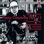 Sergei Prokofiev: Piano Concertos Nos. 1-5