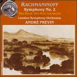 Sergei Rachmaninoff: Symphony No.2, Op.27 In E Minor/Fantasy For Orchestra, Op.7 - London Symphony Orchestra; André Previn (conductor)