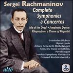 Sergei Rachmaninov: Complete Symphonies & Concertos