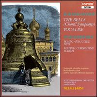 Sergey Rachmaninov: The Bells, Choral Symphony; Vocalise - David Wilson-Johnson (baritone); Keith Lewis (tenor); Suzanne Murphy (soprano); Scottish National Chorus (choir, chorus);...