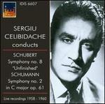 Sergiu Celibidache conducts Schubert & Schumann