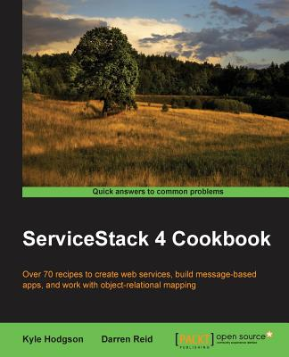 Servicestack Cookbook - Reid, Darren