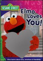 Sesame Street: Elmo Loves You! [DVD/CD]