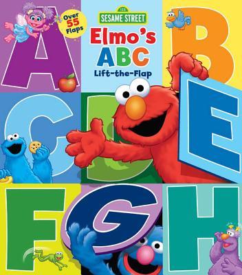 Sesame Street: Elmo's ABC Lift-The-Flap - Froeb, Lori C