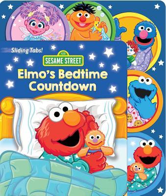 Sesame Street: Elmo's Bedtime Countdown - Froeb, Lori C