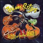 Setzer Goes Instru-MENTAL! [Splatter Vinyl]
