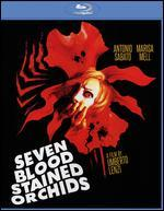 Seven Blood-Stained Orchids [Blu-ray]