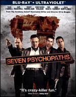 Seven Psychopaths [Includes Digital Copy] [Blu-ray]