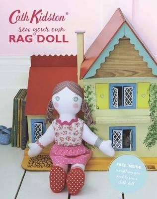 Sew-Your-Own Rag Doll Book - Kidston, Cath