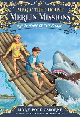 Shadow Of The Shark - Osborne, Mary Pope