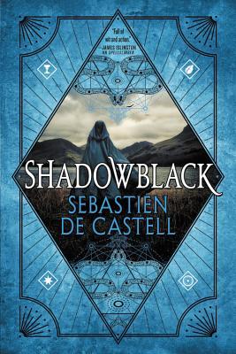 Shadowblack - De Castell, Sebastien