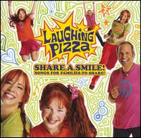 Share a Smile - Laughing Pizza