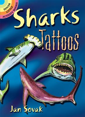 Sharks Tattoos - Sovak, Jan, and Tattoos, and Sea Life