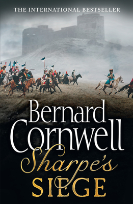 Sharpe's Siege: The Winter Campaign, 1814 - Cornwell, Bernard