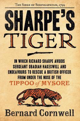 Sharpe's Tiger - Cornwell, Bernard