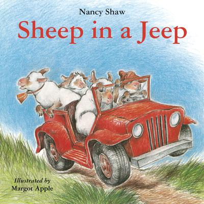 Sheep in a Jeep - Shaw, Nancy E