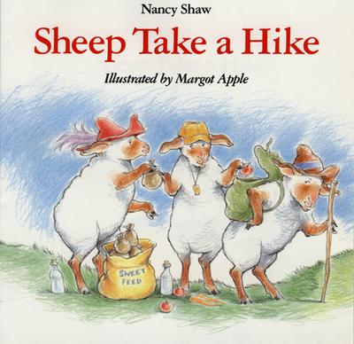 Sheep Take a Hike - Shaw, Nancy E