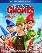 Sherlock Gnomes [Blu-ray/DVD]