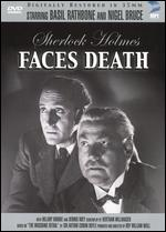 Sherlock Holmes Faces Death - Roy William Neill
