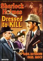 Sherlock Holmes in Dressed to Kill