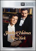 Sherlock Holmes in New York - Boris Sagal