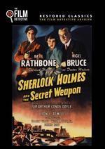 Sherlock Holmes & the Secret Weapon