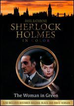 Sherlock Holmes: Woman in Green - Roy William Neill