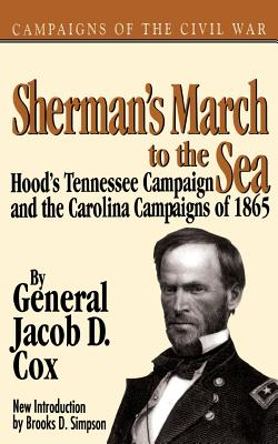 Sherman's March to the Sea - Cox, Jacob D