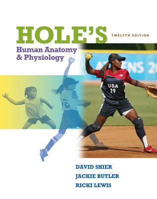 Shier, Hole's Essentials of Human Anatomy & Physiology (C) 2010, 12e, Student Edition (Reinforced Binding) - Shier, David N, Dr.